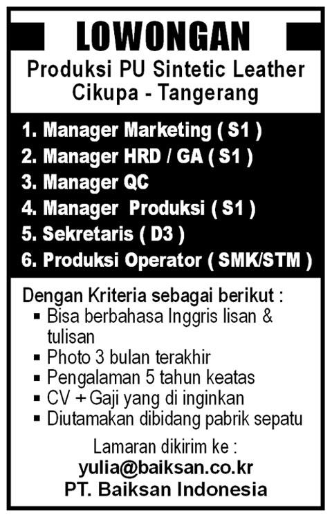 iklan-koran-wartakota-lowongan-manager-marketing